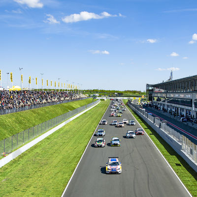 Motorsport Arena TCR Germany